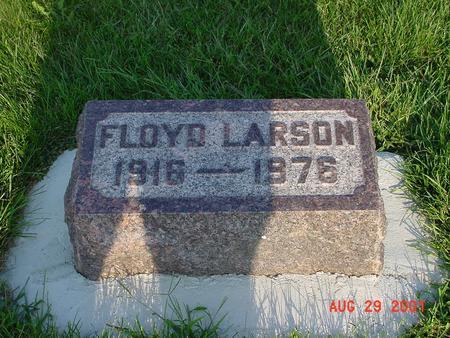LARSON, FLOYD - Wright County, Iowa | FLOYD LARSON