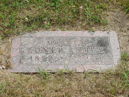 LARUE, EDNER P. - Wright County, Iowa | EDNER P. LARUE