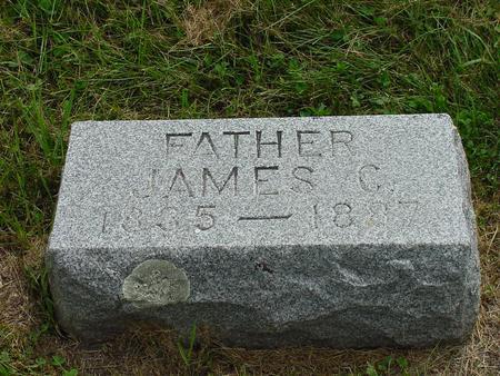 LEACH, JAMES C. - Wright County, Iowa   JAMES C. LEACH