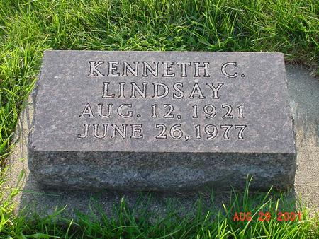 LINDSAY, KENNETH C. - Wright County, Iowa | KENNETH C. LINDSAY