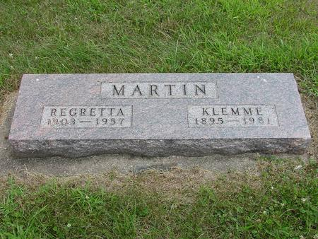 LARUE MARTIN, REGRETTA ANN - Wright County, Iowa | REGRETTA ANN LARUE MARTIN