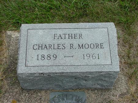 MOORE, CHARLES ROSS - Wright County, Iowa | CHARLES ROSS MOORE
