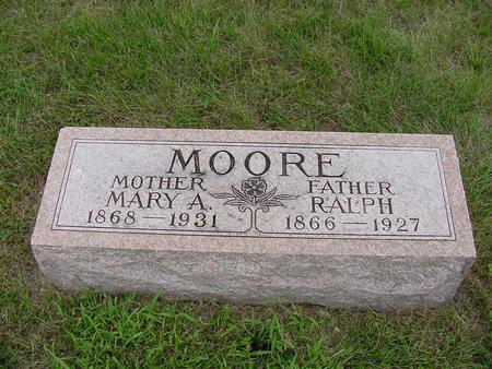 MOORE, RALPH - Wright County, Iowa | RALPH MOORE