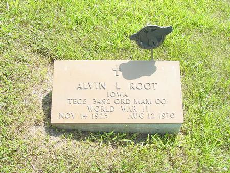 ROOT, ALVIN L. - Wright County, Iowa | ALVIN L. ROOT