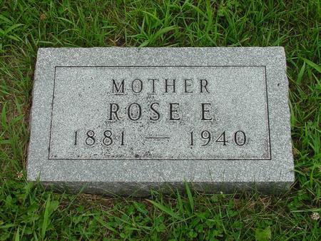 HAGEN ROOT, ROSE ETTA - Wright County, Iowa | ROSE ETTA HAGEN ROOT