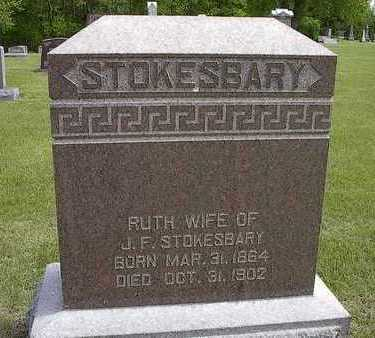 STOKESBARY, RUTH - Wright County, Iowa | RUTH STOKESBARY
