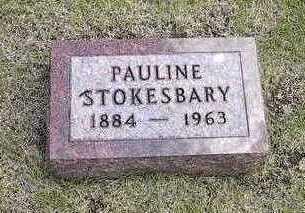 STOKESBARY, PAULINE - Wright County, Iowa | PAULINE STOKESBARY