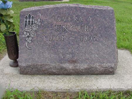 UNGER, LEVERA A. - Wright County, Iowa | LEVERA A. UNGER